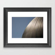 Full Blown Sails Framed Art Print