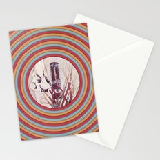 Wired Mind Stationery Cards