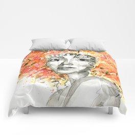 Flower Fro Comforters