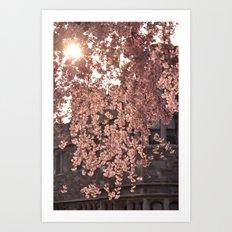 Little Branches Art Print