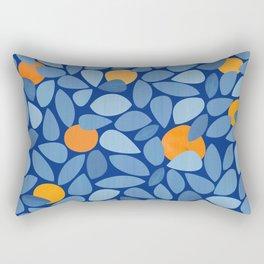 Mango Print Rectangular Pillow