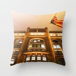 The Rookery Throw Pillow