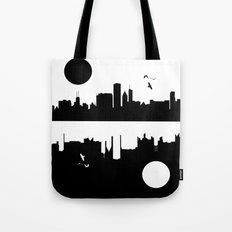 Under City Tote Bag