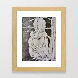 Out On A Limb Framed Art Print
