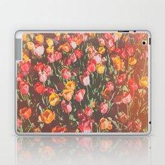 Tulip Field Laptop & iPad Skin