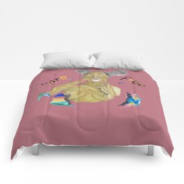 ButterFree (marmalade) Comforters
