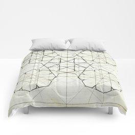 Geometry Sketch Nine Comforters