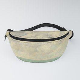 Gustave Courbet - The Calm Sea Fanny Pack