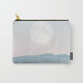 Pastel desert II Carry-All Pouch