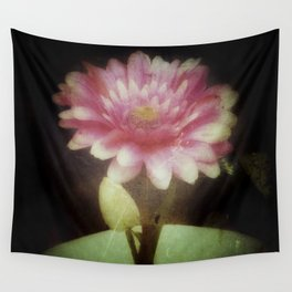 Vintage Dreamy Flower Wall Tapestry