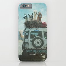 NEVER STOP EXPLORING II SUMMER EDITION Slim Case iPhone 6