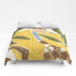 Thinking Comforters