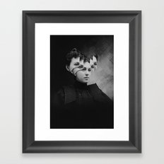 Sighted (2016) Framed Art Print