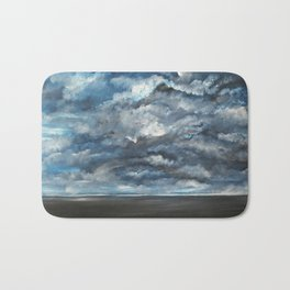 The Sun is Coming (Lista) by Gerlinde Bath Mat