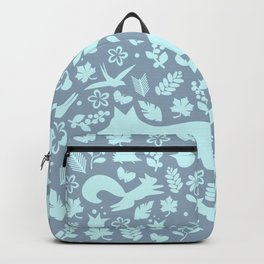Finnish forest - Winter is here! Backpack