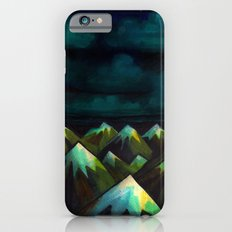 Night Mountains.  iPhone 6s Slim Case