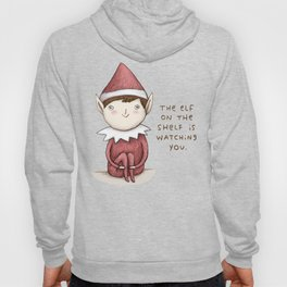 The Elf on The Shelf Hoody