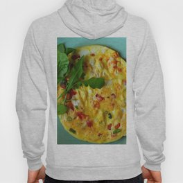fried egg Hoody