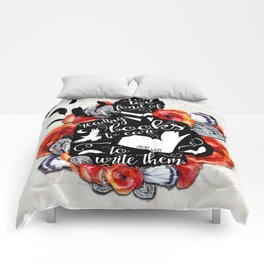 Picture of Dorian Grey - Too Fond of Reading Comforters
