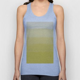 Five Shades of Watercolor Sand Unisex Tank Top
