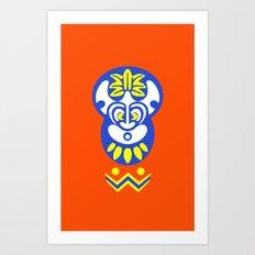 The Islanders Art Print