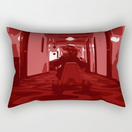 Minimalist The Shining 2 Rectangular Pillow