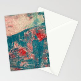 Camminare al Tramonto Stationery Cards