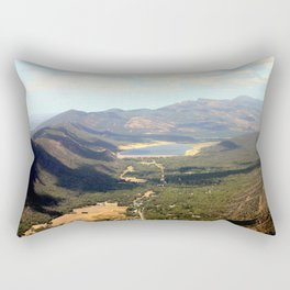 The Grampians National Park or (Gariwerd in Aboriginal) Rectangular Pillow