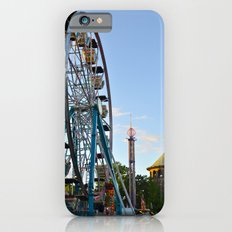 The Flower Market Ferris Wheel iPhone 6s Slim Case