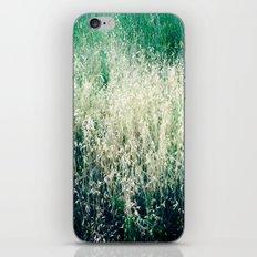 Greenery iPhone & iPod Skin
