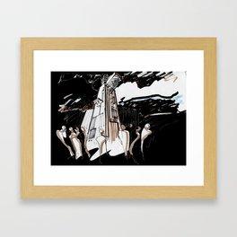 Archifantasy #3 Framed Art Print