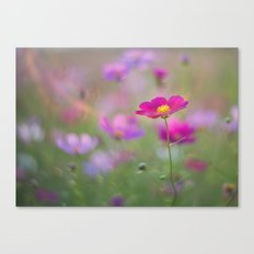 Early Autumn Kiss Canvas Print