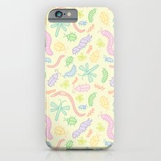 Pastel Bugs Slim Case iPhone 6s