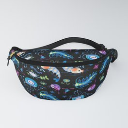 Zooplankton Fanny Pack