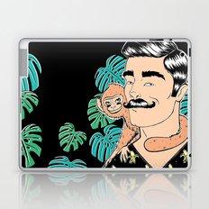 Johnny in the Jungle Laptop & iPad Skin