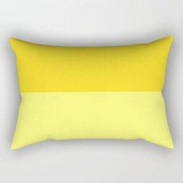 Banana Custard Rectangular Pillow