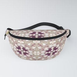 Abstract flower 8l Fanny Pack