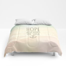 ANCHOR OF HOPE Comforters