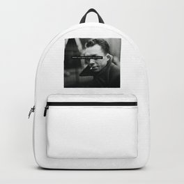 """""""Should I Kill Myself or Have a Cup of Coffee?"""" Albert Camus Quote Backpack"""