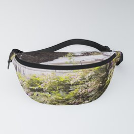 Summer Greenhouse Fanny Pack