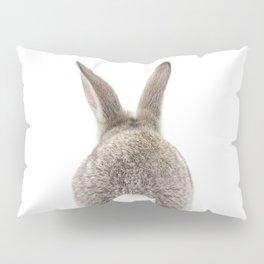 Bunny Tail Pillow Sham