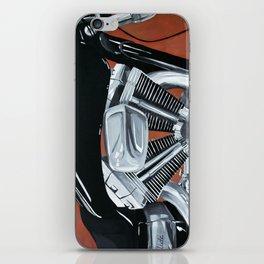 Harley Rider iPhone Skin
