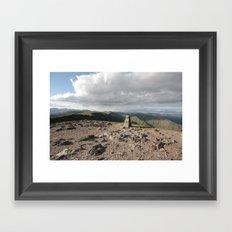 Lake District England Framed Art Print
