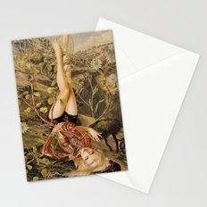 New Life *collage Stationery Cards