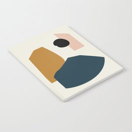Shape study #1 - Lola Collection Notebook