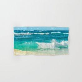 Summer Sea Hand & Bath Towel