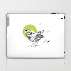 Bush Wren Xenicus Longipes Laptop & iPad Skin