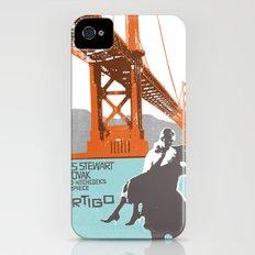 Vertigo iPhone (4, 4s) Slim Case