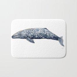 Grey whale Bath Mat