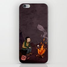 I got bad news for you, said the ghost. iPhone & iPod Skin